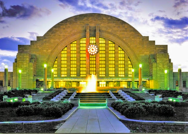 Union Terminal Historic Renovation & Museum Conversions